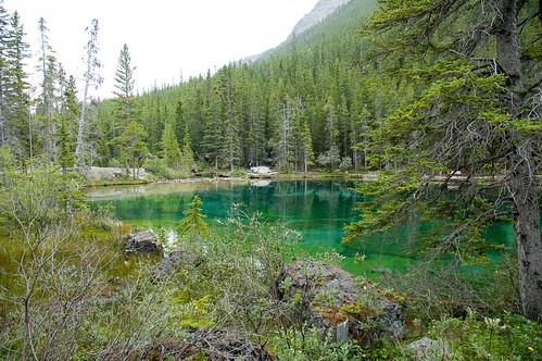 Grassi Lake, Canmore