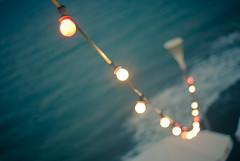 seashore light bulbs photo by imageneer