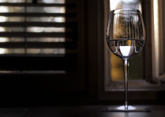 Glass of Bokeh photo by Mikko Lagerstedt