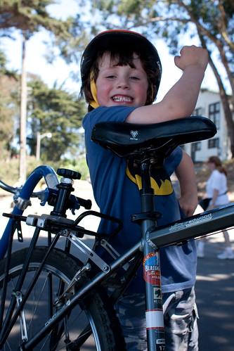 Bike rider F