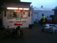 The boss' kebabs