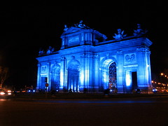España se viste de azul * ~ •º㋡ photo by jacilluch