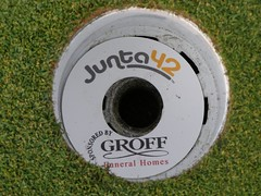 """Groff """"in the hole"""""""