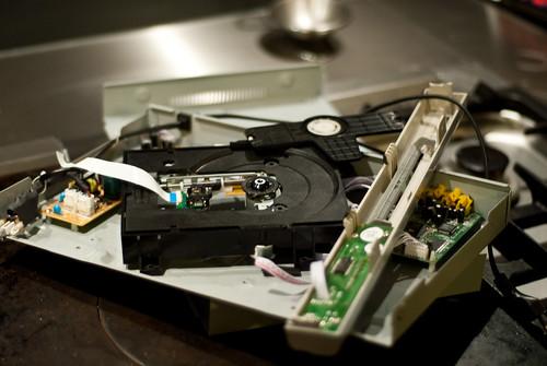 DVD-speler (ex-)