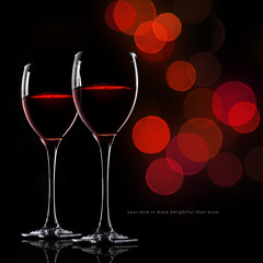Your love is more delightful than wine photo by alvin lamucho ©