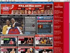 NBA.com 1024 x 768