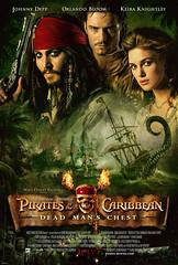 'Piratas del Caribe: El Cofre del Hombre Muerto' de Gore Verbinsky