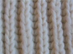 Berkshire Bulky scarf - closeup