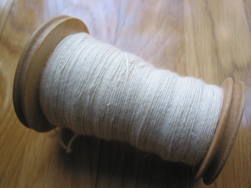 KO Cashmere - all spun up!
