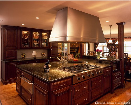 Big kitchen ideas kitchen design photos 2015 for Huge kitchen designs