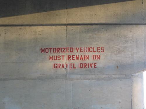 Under Granville Bridge