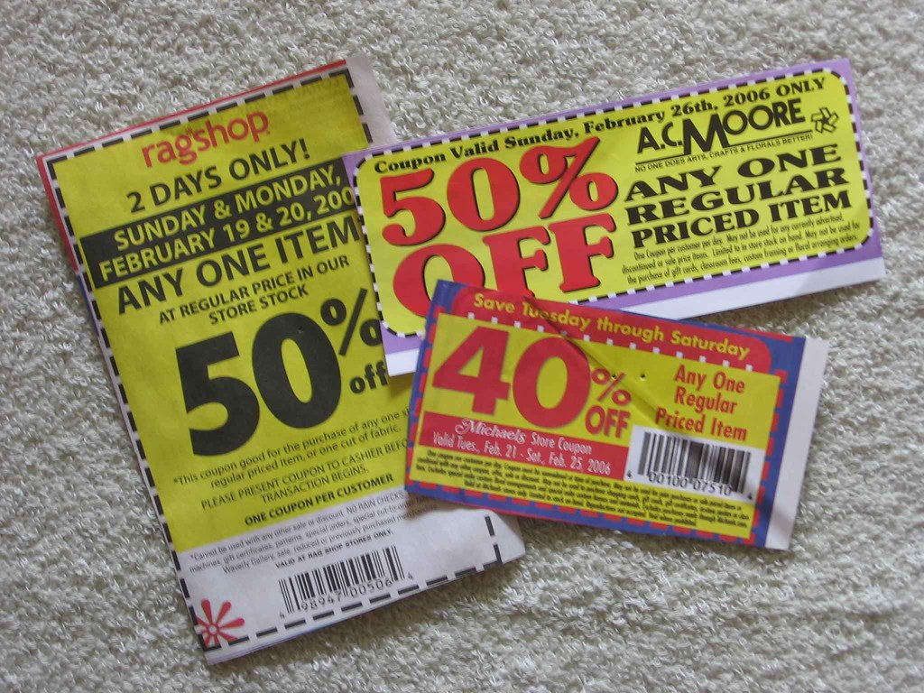 40% off coupons