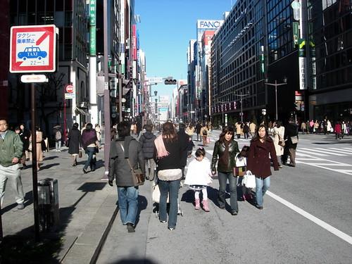 Paseo por Ginza class=