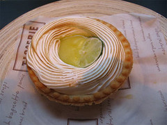 lime thing tart