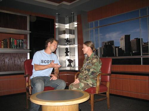 pentagon interview
