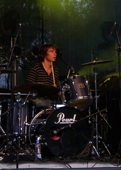 benjamin diamond's drummer.