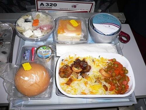 Lunch@Qatar Airways