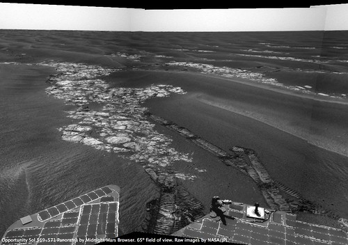 Opportunity Sol 571