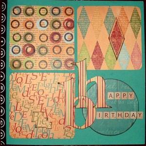 12 x 12 card