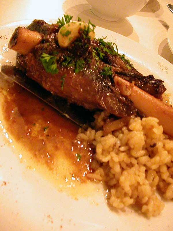 lamb milanese