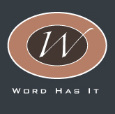 Word Has It logo