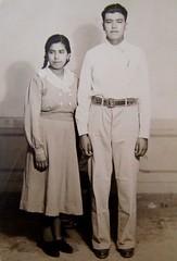 Juana y Bartolo Mosqueda