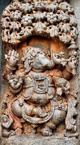Lord Ganesha (Somnathpur)