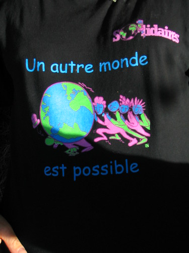 un autre monde est possible