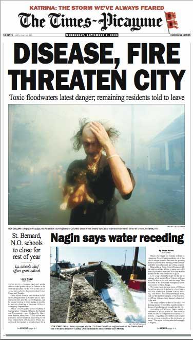 NOLA.com Times-Picayune 09/07/2005