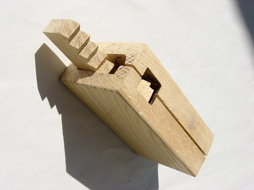how to make mechanical joint from wood