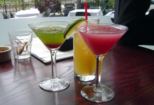 Mojito alla Fragola, Rum Coco, Pink Villa