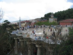 Parc Guell, 2