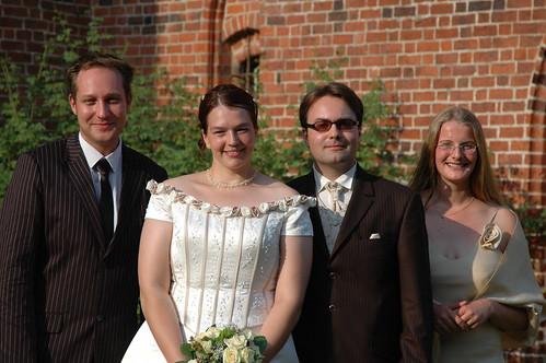 Hochzeit von Sebastian und Nikki