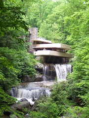 Frank Llyod Wright's Falling Water