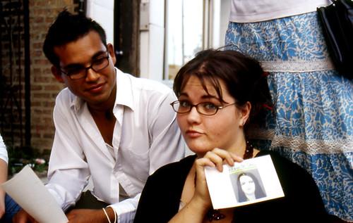 Ricardo and Arlette