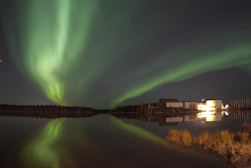 Yellowknife Aurora