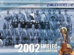 emelec bicampeon
