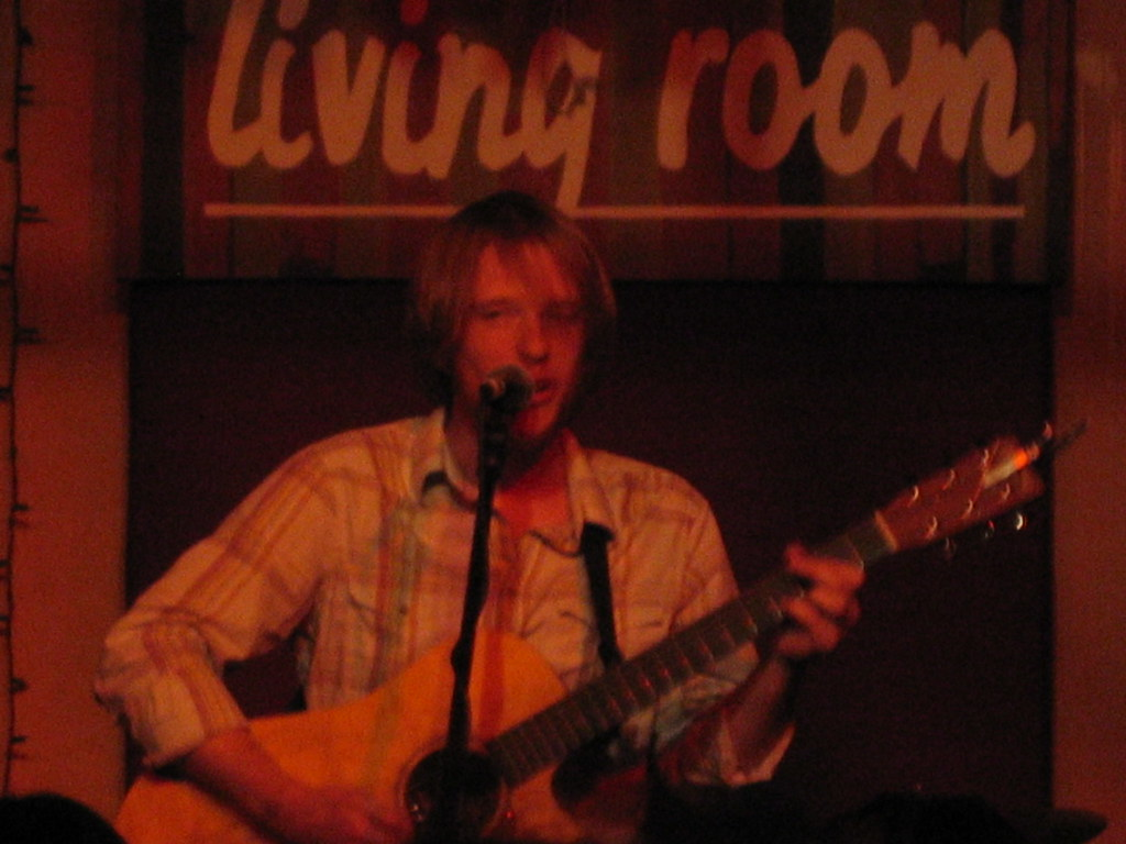 Kevin Devine @ Living Room
