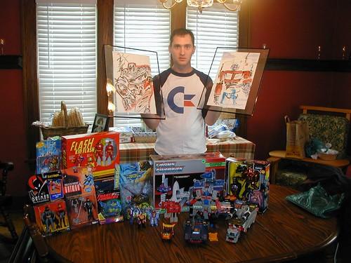 September 17, 2005 - Columbus Toy Show