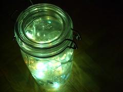Ma lampe bocal