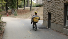 The Loneliness of the Recumbent Bicyclist
