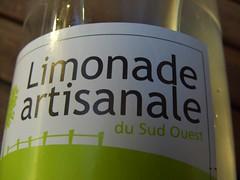 Limonade artisanale du Sud Ouest
