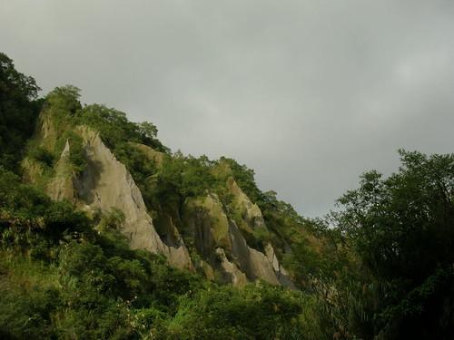 pinatubo campsite view