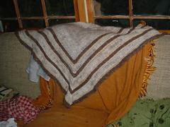 angora shawl