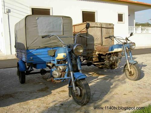 Triciclo Ernesto A. Silva