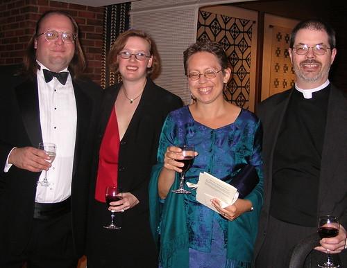 Ethan, Rachel, Margaret, and AKMA