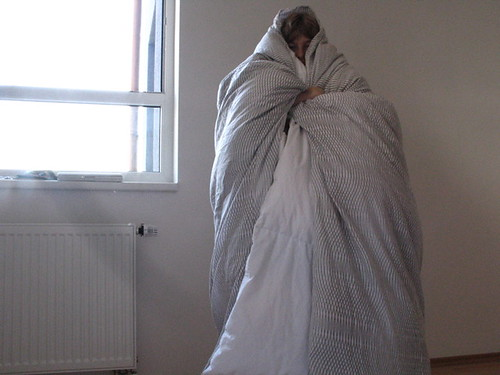 The Abominable Duvet Man