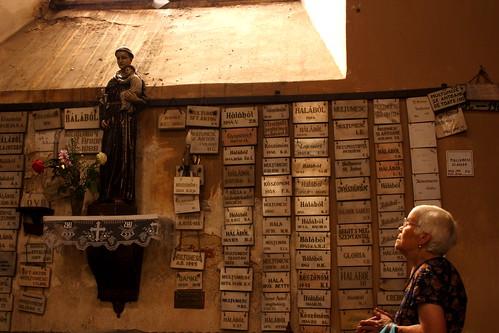 prayer in Cluj Napoca