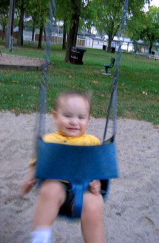 Swinging @ The Park [4]