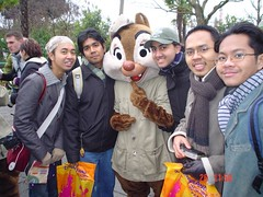 Bersama Dale, Disneyland Paris, France